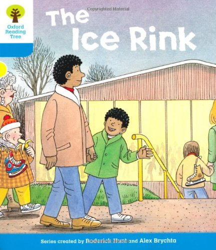 Oxford Reading Tree: Level 3: First Sentences: The Ice Rinkの詳細を見る