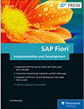 SAP Fiori Implementation and Development (2nd Edition) (SAP PRESS)