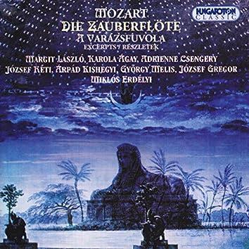 Mozart: Zauberflote (Die) (The Magic Flute) (Excerpts) (Sung in Hungarian)
