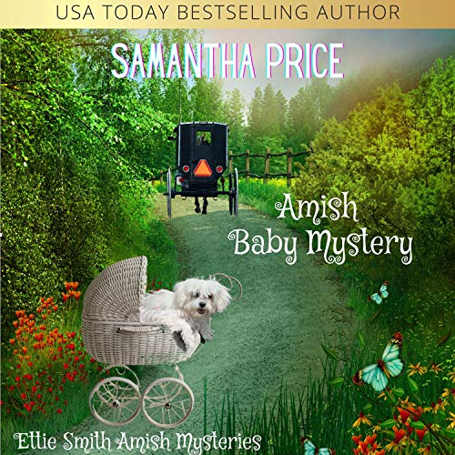 Amish Baby Mystery Audiobook By Samantha Price cover art