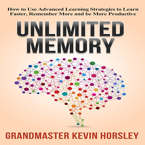 Unlimited Memory audiobook cover art