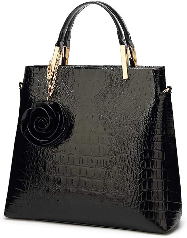 Lrsny Lrsny Lrsny Damenhandtasche,Umhängetasche,Diagonale,Krokodilmuster,Handtasche B07KVLF5WM  Kompletter Spezifikationsbereich 85de54