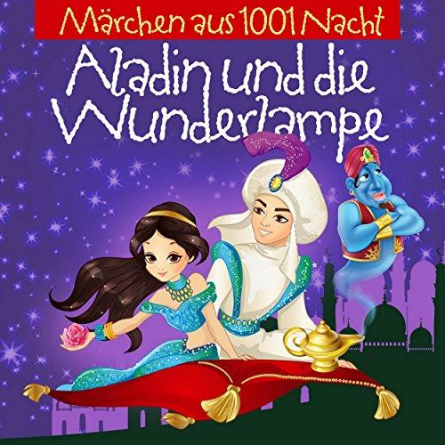 『Aladin und die Wunderlampe』のカバーアート