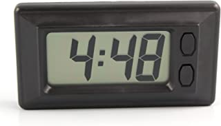 Digital LCD Car Clock Timer with Calendar Display Dashboard
