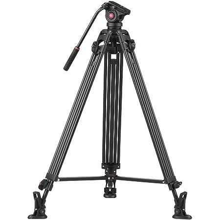 Cayer Pb01 Schwenkgriff Für K3 Head Videoköpfe Kamera