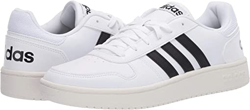 Footwear White/Core Black/Cloud White
