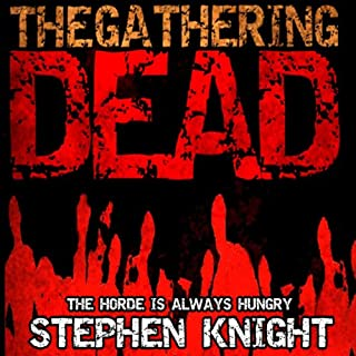 The Gathering Dead audiobook cover art