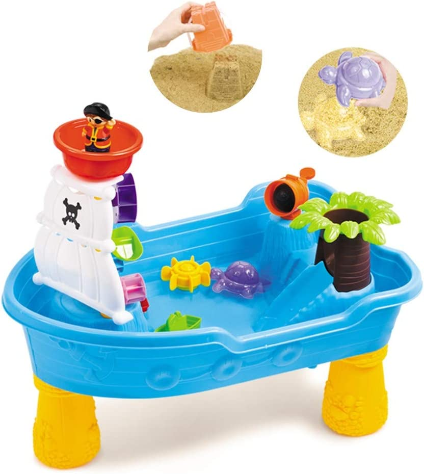 BiColpy Kids Water Play Table Table- Tod Max 48% OFF All stores are sold Sand Toys Outdoor