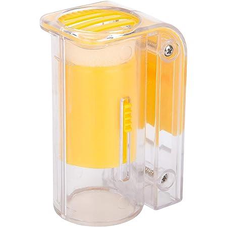 1Pc Plastic Green Queen Marker Cage Clip Bee Catcher Beekeeping Hot Tool Ne U4Z0