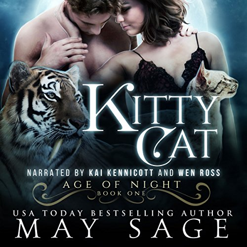 Kitty Cat audiobook cover art