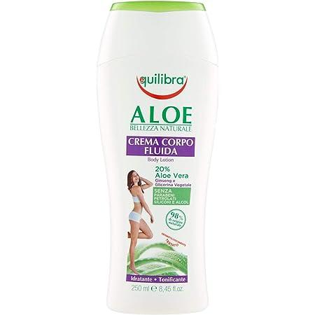 Equilibra Aloe Crema Fluida Corpo, 250 ml