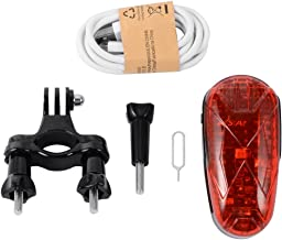 XCSOURCE TKSTAR TK906 Bicycle Taillight Real Time GPS Tracker GSM/GPRS Tracking Tool for Bike Motorcycle Wheelchair LD751