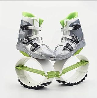SXZHSM Bounce Jumping Shoes, Unisex Jumping Shoes Bounce Shoes för vuxna Ungdom, hoppa skor för fitness och träning, juste...