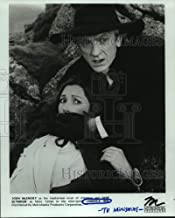 1985 Press Photo John McEnery & Jane Seymour in TV mini-series