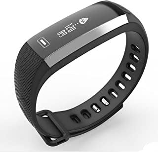 LL-Smart Band Heartrate Presión Arterial Oxygen Oximeter Sport Pulsera Reloj Reloj Inteligente Pulso para iOS Android
