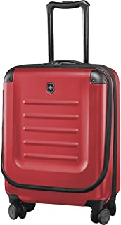Victorinox Spectra 2.0 Expandable International Carry-On Hardside Spinner Suitcase, 21-Inch, Red