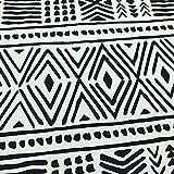 Kt KILOtela Bedruckter Leinwandstoff, Patchwork, 300 cm
