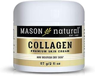 كريم كولاجين برائحة الاجاص من ماسون ناتورال - 2 اونصة ( 57 جرام)