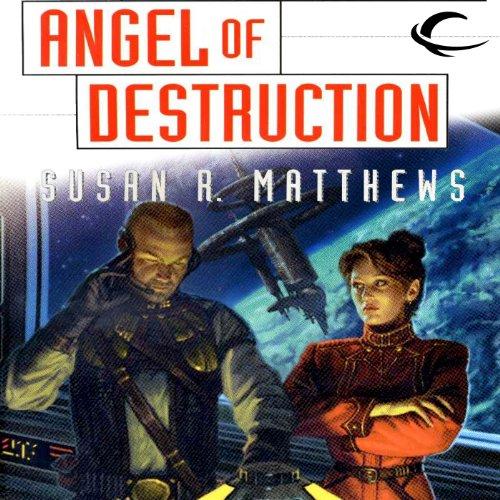 Angel of Destruction audiobook cover art