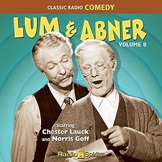 Lum & Abner, Volume 8 audiobook cover art