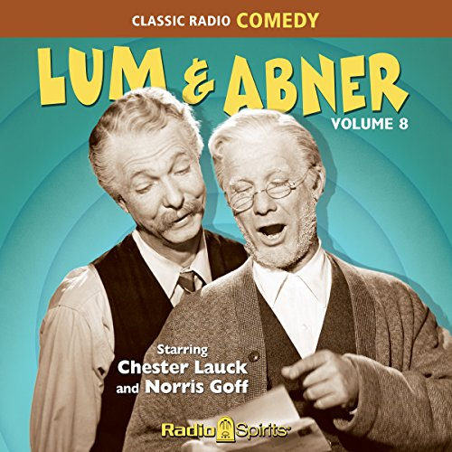 Couverture de Lum & Abner, Volume 8