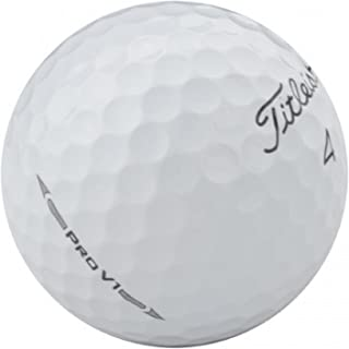 Titleist Pro V1 2015 AAAAA Recycled Like New Golf Balls , 24-Pack, Latest Version