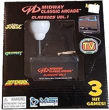 Retro Atari 2600 Arcade 3 in 1 Joust Gauntlet Defender Video Game System