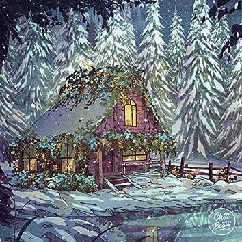 Winter in a Cabin