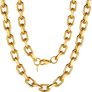 gangster gold chain