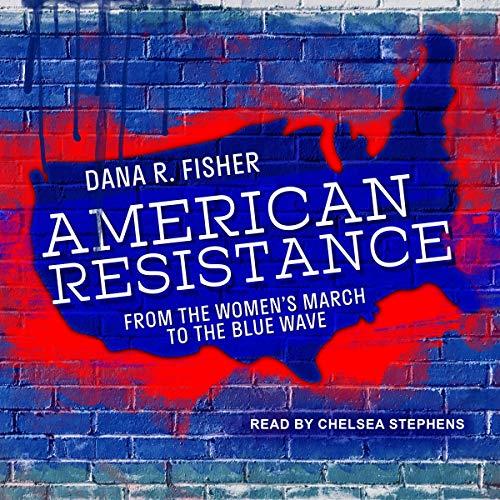American Resistance audiobook cover art