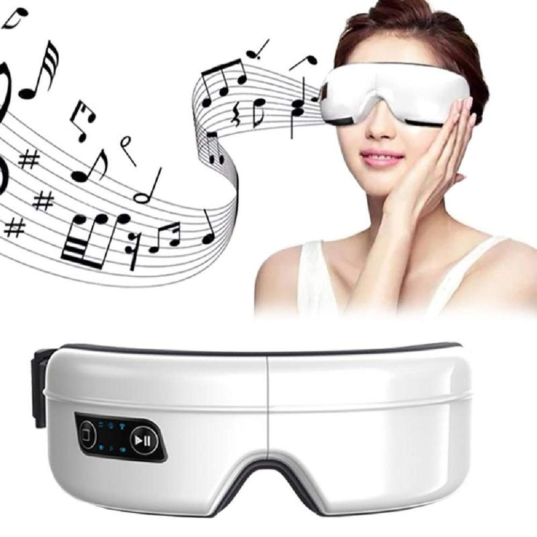Ruzzy 高度な電気ワイヤレスアイマッサージSPAの楽器、音楽充電式美容ツール 購入へようこそ
