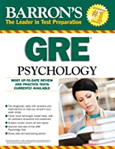 Barron's GRE Psychology