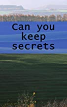 Can you keep secrets (Catalan Edition)