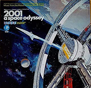 Lp Original Motion Picture Soundtrack 2001: A Space Odyssey Volume Two MGM