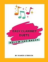 Easy Clarinet Duets Below the Break