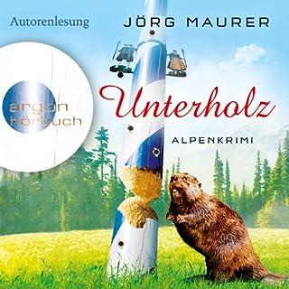 Unterholz. Ein Alpenkrimi Titelbild