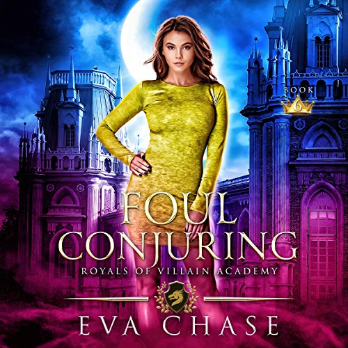 Foul Conjuring cover art