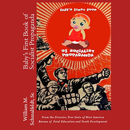 Baby's First Book of Socialist Propaganda cover art