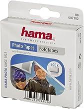 Hama - Pegafotos adhesivos, 1 paquete de 500 unidades