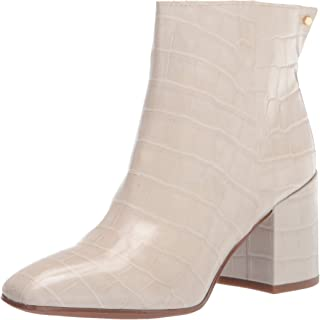 Franco Sarto Women's Tina2 Ankle Boot, Putty, 6