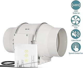 HG Power Ventilador de salida de aire Ventilador Extractor