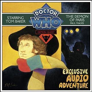 Doctor Who: Demon Quest 2 - The Demon of Paris Titelbild