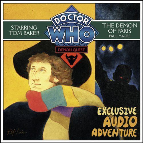 『Doctor Who: Demon Quest 2 - The Demon of Paris』のカバーアート