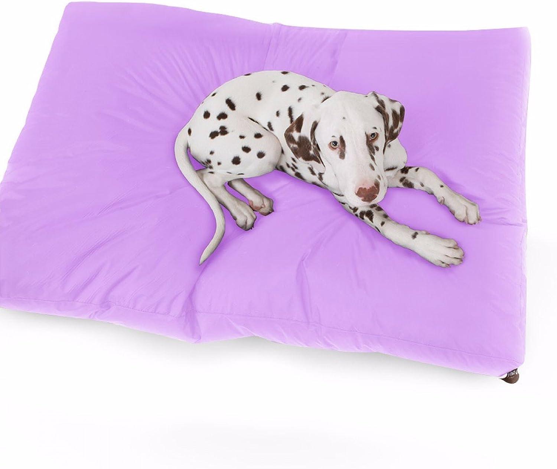 Rucomfy Bean bags Trend Pet Bed  Lavender  Large (120cm x 100cm x 15cm)