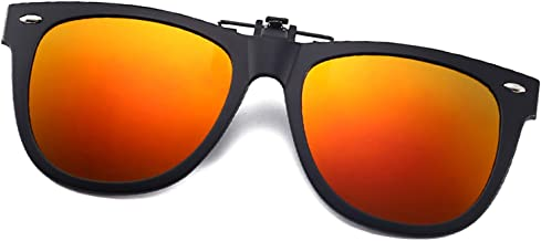 Best red clip on sunglasses Reviews