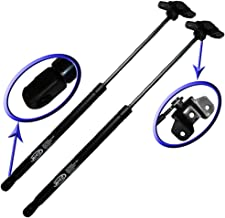 Two Front Hood Gas Charged Lift Supports for 2003-2007 Honda Accord. Left or Right Side. WGS-125-2