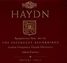 Haydn: Symphonies 40-54