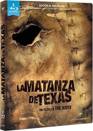 La matanza de Texas (40 aniversario) [Blu-ray]