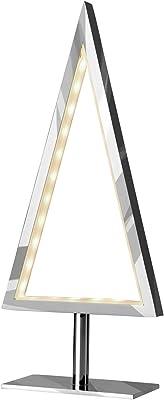 Sompex–Lampada da tavolo Pine cromato