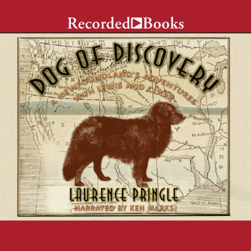 Dog of Discovery audiobook cover art